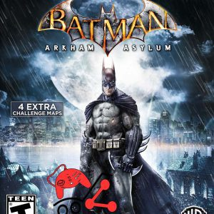 1 1 2 300x300 - Batman Arkham Asylum Game of the Year Edition