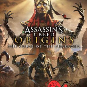 1516175934 8903 jaquette avant 300x300 - Assassins Creed Origins The Curse of the Pharaohs