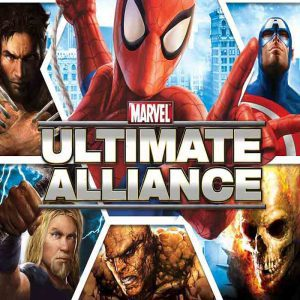81l4RVGNUvL 300x300 - Marvel Ultimate Alliance 1