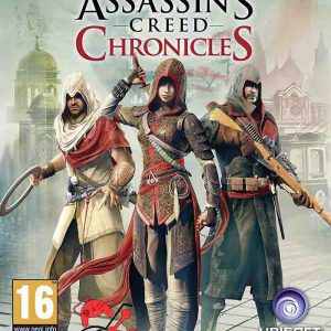 914mIrfSiqL. SL1500 300x300 - Assassins Creed Chronicles India