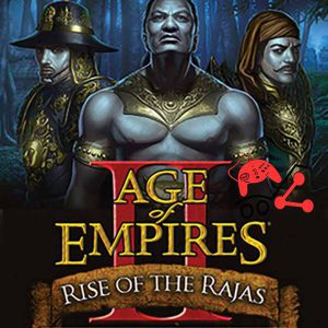 Age of Empires II HD The Rise of the Rajas 300x300 - Age of Empires II HD The Rise of the Rajas