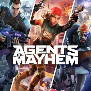 Agents of Mayhem cover 300x300 - Agents of Mayhem