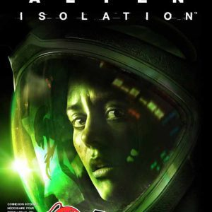 Alien Isolation PC cover 300x300 - Alien Isolation Collection
