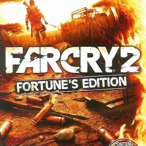 Far Cry 2 Fortunes Edition PC Free Download 300x300 - Far Cry 2 Fortunes Edition