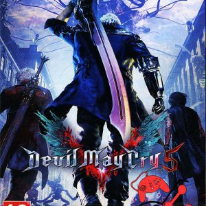 22222 300x300 - Devil May Cry 5 Deluxe Edition