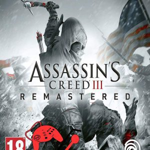 Assassins Creed 3 Remastered pc cover large 300x300 - فروشگاه