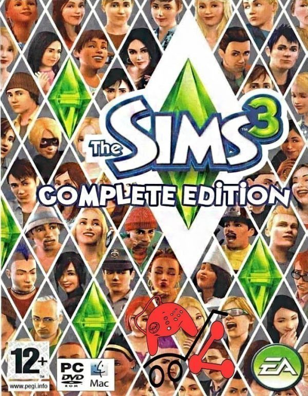 00. 600x771 - The Sims 3 Complete Edition